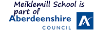 Meiklemill Primary School is part of Aberdeenshire council