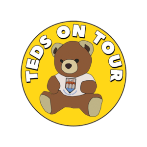 Meiklemill Teds on Tour Badge